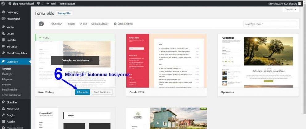WordPress Themes 3