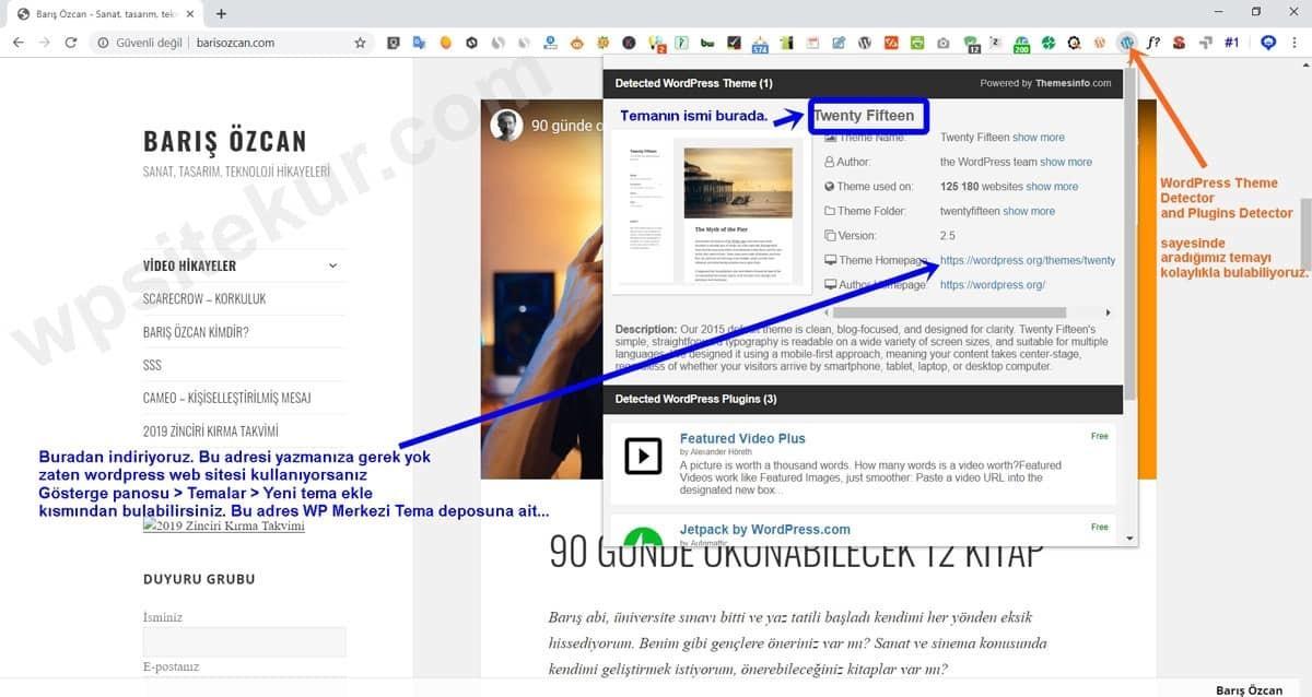Ücretsiz WordPress Teması | wordpress theme free