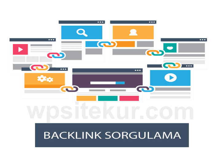 Backlink Nedir - Backlink Sorgulama | Free Checker