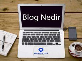 Blogger Nedir - Blog Nasıl Yazılır - Blogger Olmak