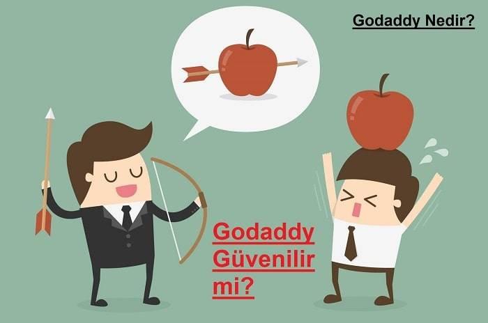 Web Hosting Firması GoDaddy'ye Güvenebilirsiniz