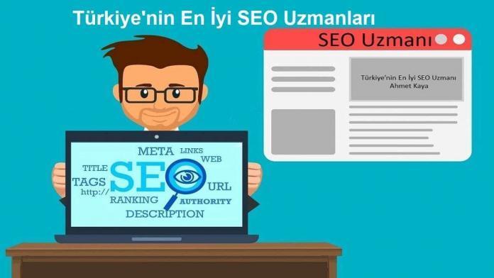Türkiye'nin en iyi php, freelance kurumsal seo uzmanları listesi bu yazıda.