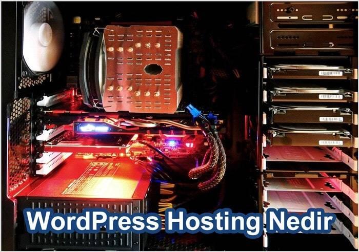 WordPress Hosting ve Linux Barındırma